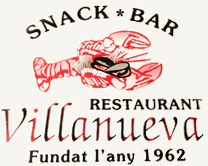 Snack - Bar Restaurante Villanueva - Logo